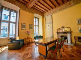 Incantevole appartamento settecentesco, appartamento a Torino
