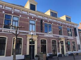 Koetsementen met strandcabine, self catering accommodation in Domburg
