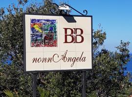 B&B nonnAngela, hotel near Fiumicello Beach, Maratea