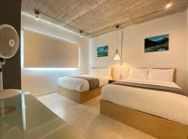 The Host Business Suites at WTC, serviced apartment in Mexico City