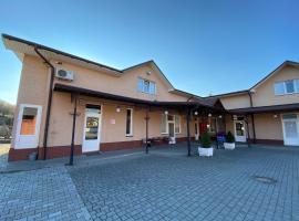 Ковчег, hotel in Chernivtsi