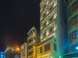 Vy Vy Airport Hotel, hotel near Tan Son Nhat International Airport - SGN,