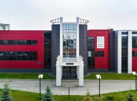 Спа отель Дом Красоты, отель в Челябинске