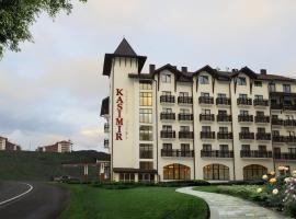 Kasimir Resort Hotel, hotel in Bukovel