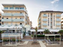 Hotels Vidi Miramare & Delfino, hotel a Lido di Jesolo