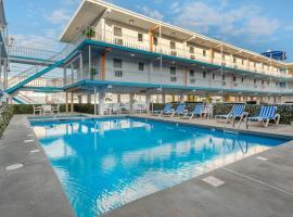 Boardwalk Hammock Inn Wildwood Beach Hotel Oceanfront, hotel in Wildwood