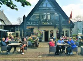 Duinberk B&B hotel en Brasserie, B&B in Schoorl