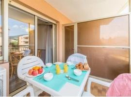 tecy Pierre et vacances, apartment in Sainte-Maxime