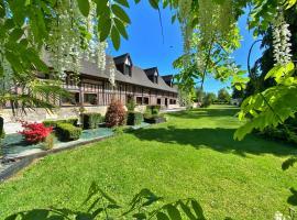 chambres et gites d'étretat, B&B/chambre d'hôtes à Bordeaux-Saint-Clair