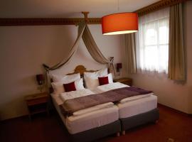 Aparthotel Alpin Life, hotel in Sankt Anton am Arlberg