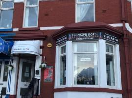 The Franklyn Hotel, hotel in Blackpool