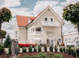 Hotel Garni Villa Thermale, apartment in Unterlamm