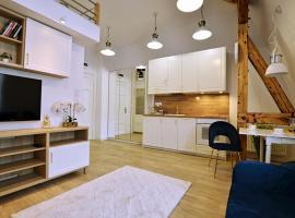 Apartamenty Premium Śródmieście, apartment in Olsztyn