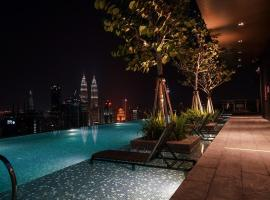Expressionz KLCC Infinity Pool 星匯吉隆坡型格酒店, hotel near Royal Selangor Pewter Factory and Visitor Centre, Kuala Lumpur