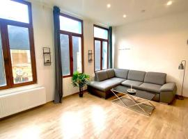 In thé hart of the city, apartment in Antwerp