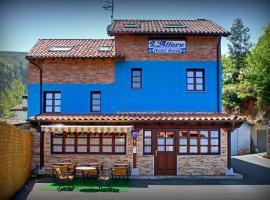 Hotel L´Alloru, hotel near Bufones de Pria, Nueva de Llanes