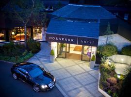Rosspark Hotel Kells, hotel in zona Aeroporto Internazionale di Belfast - BFS, Ballymena