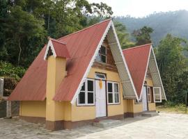 Vamoose Copa Villa Homestay, homestay in Kalimpong