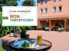 Hotel Salis, hotel in Wieliczka