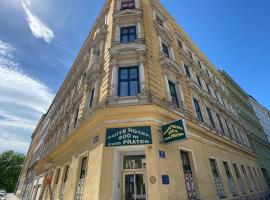 Suite Hotel 200m zum Prater, Pension in Wien