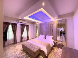 God's Touch Apartments Signature, отель в Лагосе