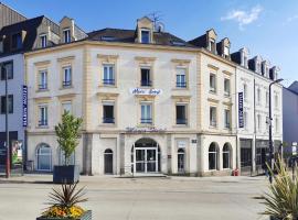 Hôtel Marin, hôtel à Laval