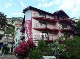Hotel ELITE, hotel in Băile Herculane