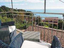 Il terrazzo sul mare, apartment in Maratea