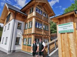 Ferienwohnungen Kalss nahe Altaussee, Hotel in Bad Aussee