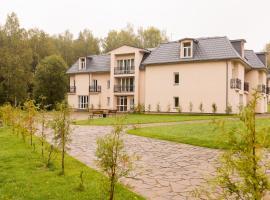 Hotel&SPA Лафер Ренессанс, hotel in Sergiyev Posad