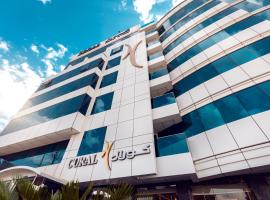 Coral Baghdad Hotel, hotell i Bagdad
