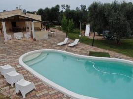 VILLA KATHE, casa per le vacanze a San Vito dei Normanni