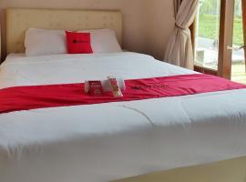 RedDoorz near Agrowisata Kebun Teh Dieng, hotel in Wonosobo