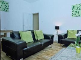 FRASER House Apartment No 7 Three Bedroom home away from home, apartment in Aberdeen
