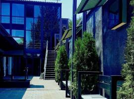 гостевой дом Гравитация, hotel in Nizhneye Dzhemete