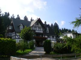 Helenenhof, Hotel in Kurort Altenberg