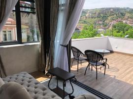 Apartment Tamarioni, apartament a Tbilissi