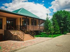 Hotel in Ecopark Razdolye, отель в Омске