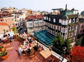 SiBeSa Hostel, hostel in Istanbul