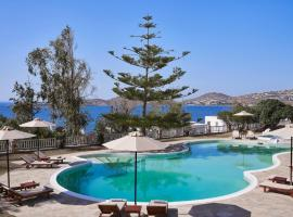 High Mill Paros Hotel - Adults Only, hotel in Parikia