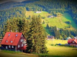 Pension Svoboda, guest house in Pec pod Sněžkou