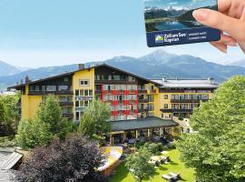 Hotel Latini, hotel in Zell am See
