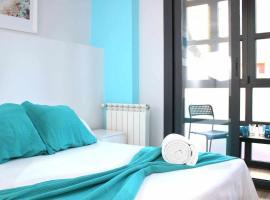 El dúplex más céntrico del húmedo desayuno wifi, apartment in León