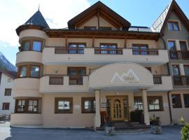 Hotel Idhof, hotel v mestu Ischgl