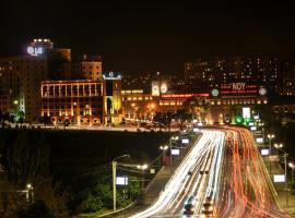 METROPOL HOTEL Yerevan, hotel v mestu Yerevan