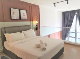 EkoCheras Premium Suites Kuala Lumpur with NetFlix n Fast WIFI, orlofshús/-íbúð í Kuala Lumpur