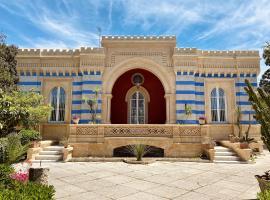 La Serra - Villa De Bonis, hotel a San Cesario di Lecce