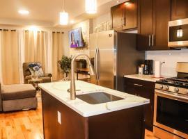 Poise, apartment in Philadelphia