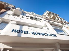 Hotel Van Bunnen, hotel in Knokke-Heist