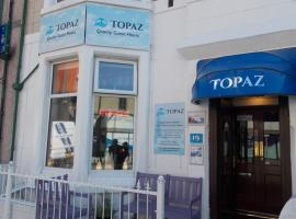 Topaz Hotel Blackpool, hotel in Blackpool